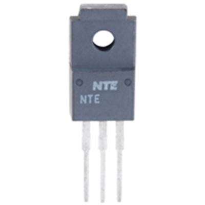 NTE Electronics NTE2550 TRANSISTOR NPN SILICON DARLINGTON 500V IC=10A TF=15US