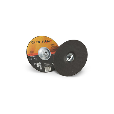 3M™ 7100019074 Cubitron™ II Cut and Grind Wheel, 28765, T27 Quick Change