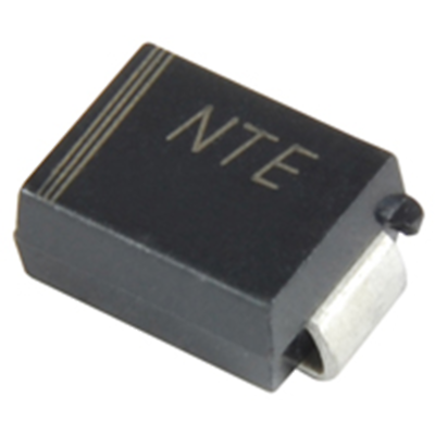 NTE Electronics NTE649D RECTIFIER 1A 200V 150NS SMA/DO-214AC CASE FAST RECOVERY