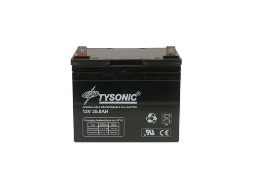 Tysonic TY-12-35 12V 35AH Sealed Lead Acid Battery