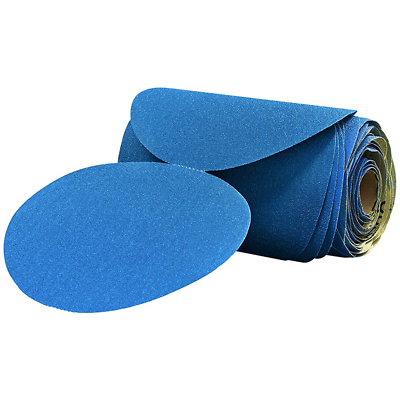 3M™ Stikit™ Blue Abrasive Disc Roll, 36206, 6 in, 180 grade