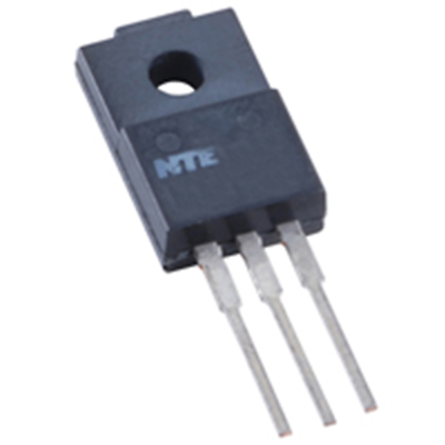 NTE Electronics NTE3300 Igbt N-channel Enhancement 400V IC=10A TO-220 Full Pack