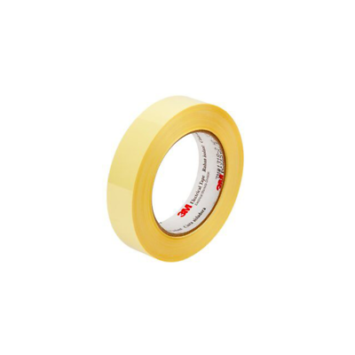 3M Polyester Film Electrical Tape 1318-1, Yellow
