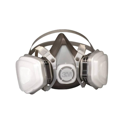 3M™ Half Facepiece Disposable Respirator Assembly 51P71, Organic Vapor, P95