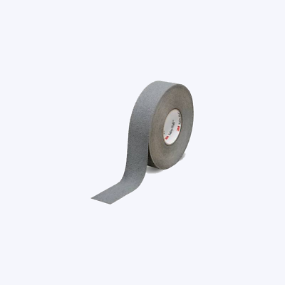 "3M™ Safety-Walk™ Slip-Resistant Medium Resilient Tapes & Treads 370,Gray,1""x60'"
