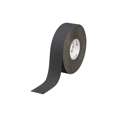3M™ Safety-Walk™ Slip-Resistant Medium Resilient Tapes and Treads 310, Black, 24