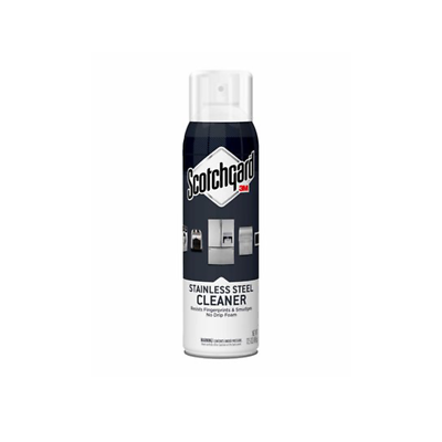 Scotchgard Stainless Steel Cleaner 7966-SG, 17.5 oz (495 g)