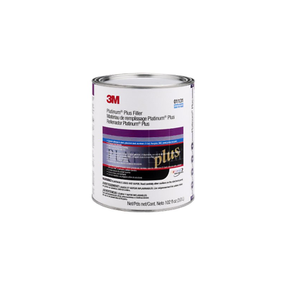 3M™ Platinum™ 7000001498 Plus Filler, 01131, 1 gal