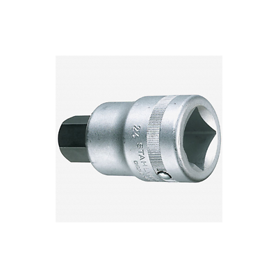 "Stahlwille 06050024 64 1"" Hex Socket, 24 mm"