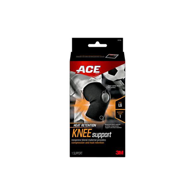 ACE Open Knee Support, 907006, Large