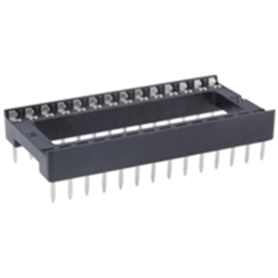 NTE Electronics NTE428 Socket For 24-pin DIP Package