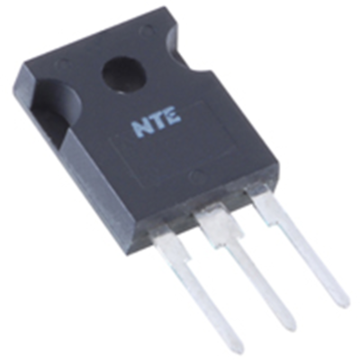 NTE Electronics NTE2301 TRANSISTOR NPN SILICON 1500V IC=5A TO-218 CASE TF=0.4US