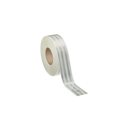 3M™ Diamond Grade™ Conspicuity Markings 983-10 White, DOT, 2 in x 50 yd