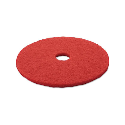 3M™ 7000000663 Red Buffer Pad 5100, 20 in