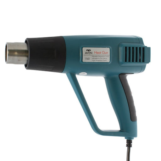 Aven 17602 Heat Gun 1500W with Digital Temperature Control