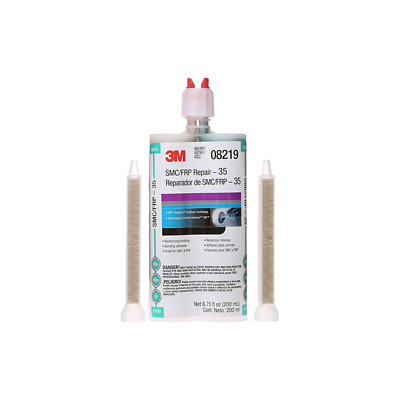 3M™ SMC/Fiberglass Repair Adhesive-35, 08219, Green, 200 mL Cartridge