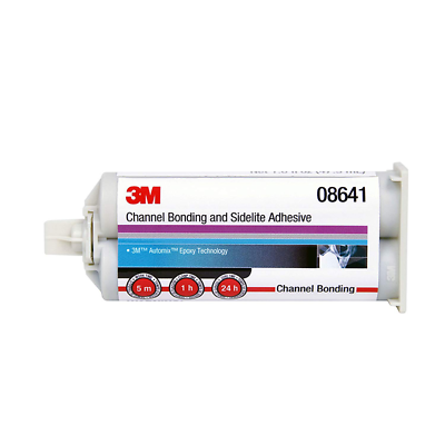 3M™ Channel Bonding and Sidelite Adhesive, 08641, 47.3 mL Cartridge
