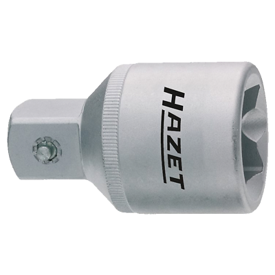 "Hazet 1158-2 Adapter, 1.0"" drive to 3/4"" drive, 70mm"