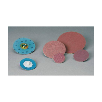 Standard Abrasives™ Quick Change TSM A/O 2 Ply Disc 522405, 2 in 60