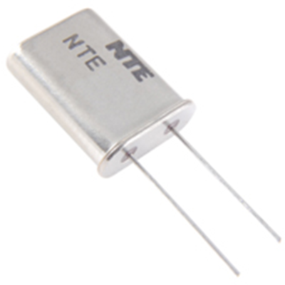 NTE Electronics NTE662 CRYSTAL 22.1184 MHZ HC-18 CASE LOAD CAP=SERIES