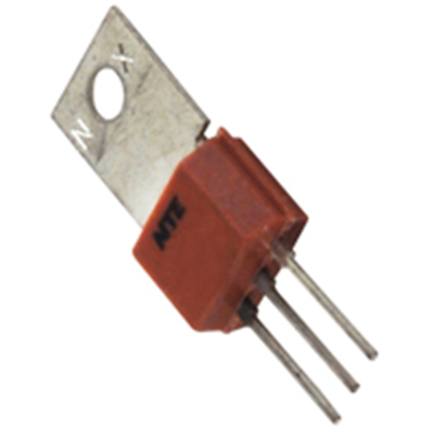 NTE Electronics NTE5455 SILICON CONTROLLED RECTIFIER- 200VRM 4A TO-202 IGT=200UA
