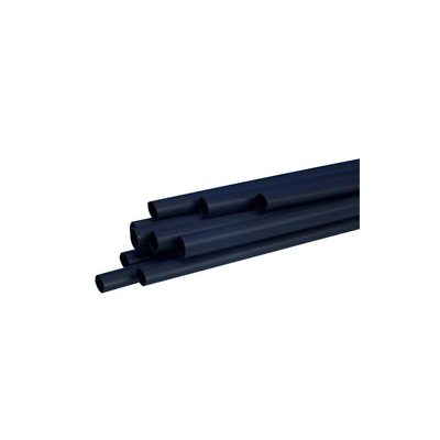 "3M™ Heat Shrink Multiple-Wall, Semi-Rigid Polyolefin Tubing MW-1/8-48""-Black"