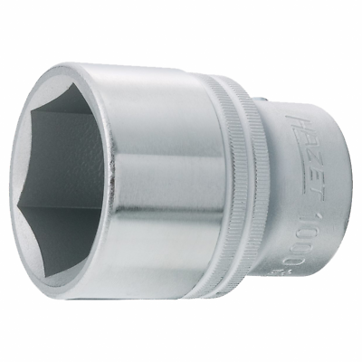 "Hazet 1000-27 6-point Socket, 3/4"" drive, 27mm"