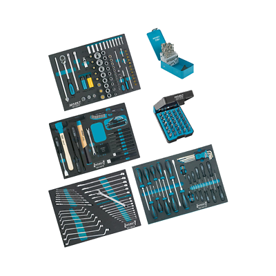 Hazet 0-179/220 Tool Assortment, 220 pieces