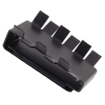NTE Electronics NTE448E Clip-on Heat Sink for 24 Pin DIP Type Package
