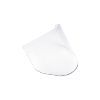 3M™ Clear Propionate Faceshield W96, 82700-00000, Molded