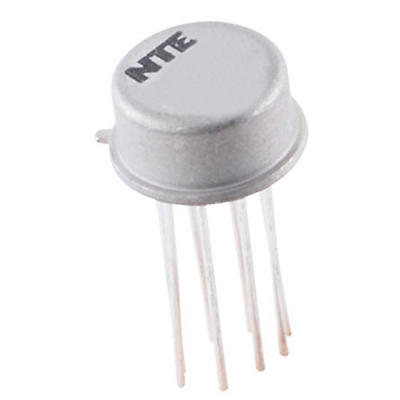NTE Electronics NTE1171 INTEGRATED CIRCUIT OP AMP 8-LEAD METAL CAN