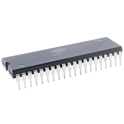 NTE Electronics NTE6821 IC-NMOS PERIPHERAL INTERFACE ADAPTER FOR NTE6800