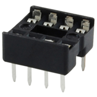 NTE Electronics NTE423 Socket For 8-lead DIP Devices