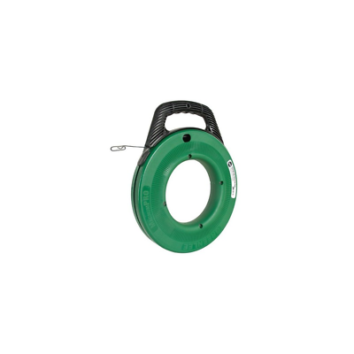 Greenlee FTS438-65BP Fish Tape with Winder Case, 65'