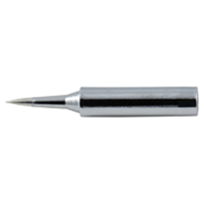 NTE Electronics JT-209 SOLDER IRON TIPS FOR J-SSA-1, J-SSD-1 MICRO ROUNDED 0.8MM