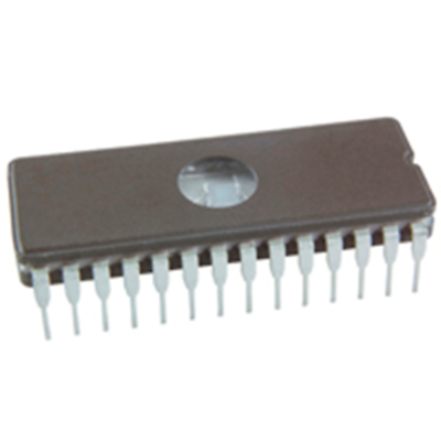 NTE Electronics NTE27C512-12D INTEGRATED CIRCUIT UV EPROM 512KB(64K X 8)120NS