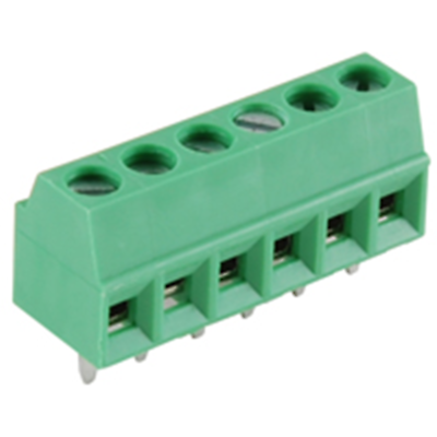 NTE Electronics 25-E100-06 Terminal Block Eurostyle 6 Pole 3.50mm Pitch 300V 10A