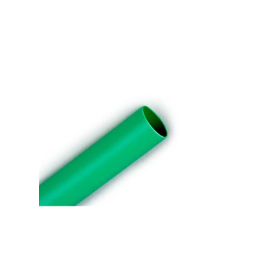 "3M™ Thin-Wall Polyolefin Heat Shrink Tubing FP 301 1-1/2"" Green spool"