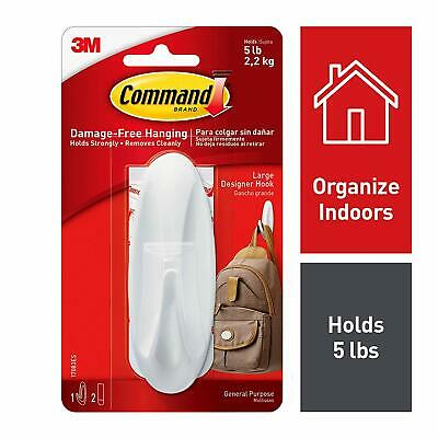 Command Large Designer Hook 17083ES