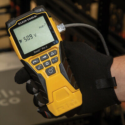 Klein Tools VDV501-852 Scout® Pro 3 Tester with Locator Remote Kit