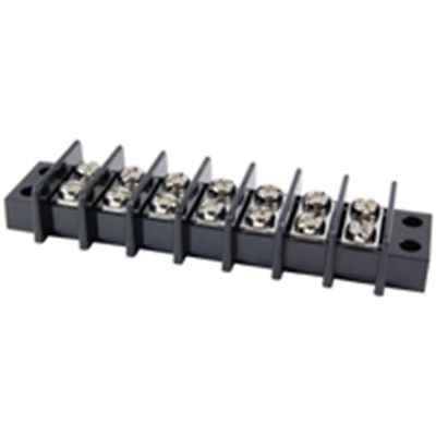 NTE Electronics 25-B600-07 Terminal Block Barrier Dual Row 7 Pole 11.00mm Pitch