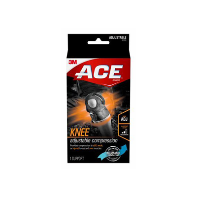 ACE Knee Support, 907003, Adjustable