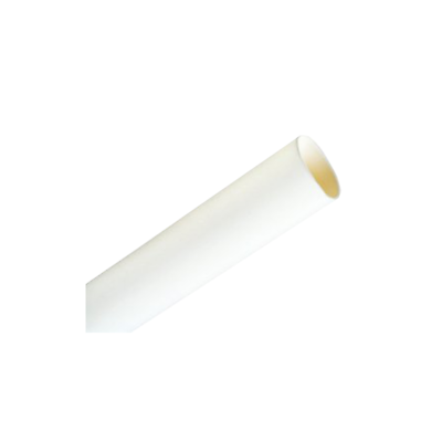 3M Heat Shrink Thin-Wall Tubing FP-301-3/64-White-1000', 1000 ft