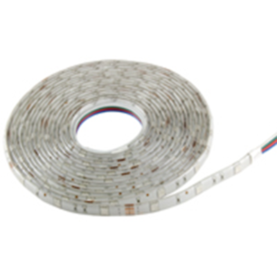NTE Electronics 69-53RGB-WR LED STRIP R/G/B 16.4 FT(5M) 150 LEDS IP65 5050