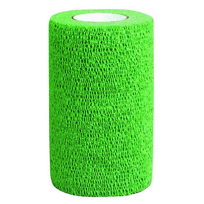 3M Vetrap Bandaging Tape, 1410LG Lime Green