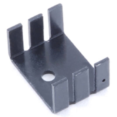 NTE Electronics NTE403 Heat Sink For Mounting 1 Plastic Power Type Semiconductor