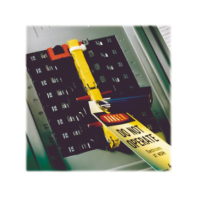 3M™ PanelSafe™ Lockout System PS-1021, 1-in Spacing, 21 Slots