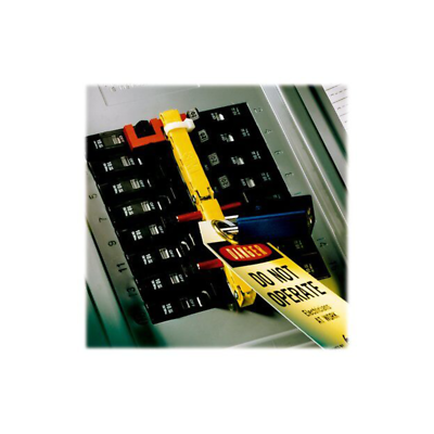 3M PanelSafe Lockout System PS-1316, 1-3/8-in Spacing, 16 Slots