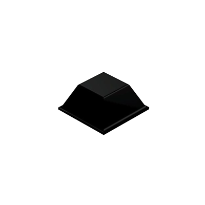 3M™ Bumpon™ Protective Products SJ5518 Black