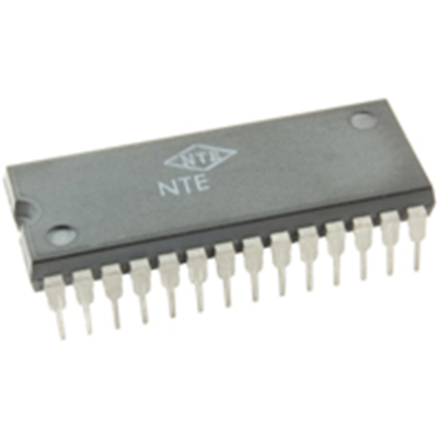 NTE Electronics NTE1673 INTEGRATED CIRCUIT-VIDEO CHROMA PROCESSOR 28-LEAD DIP